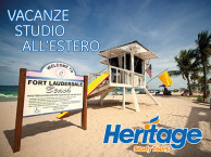 HERITAGE – VACANZE STUDIO ALL'ESTERO